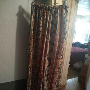 Colorful Lapis Pants
